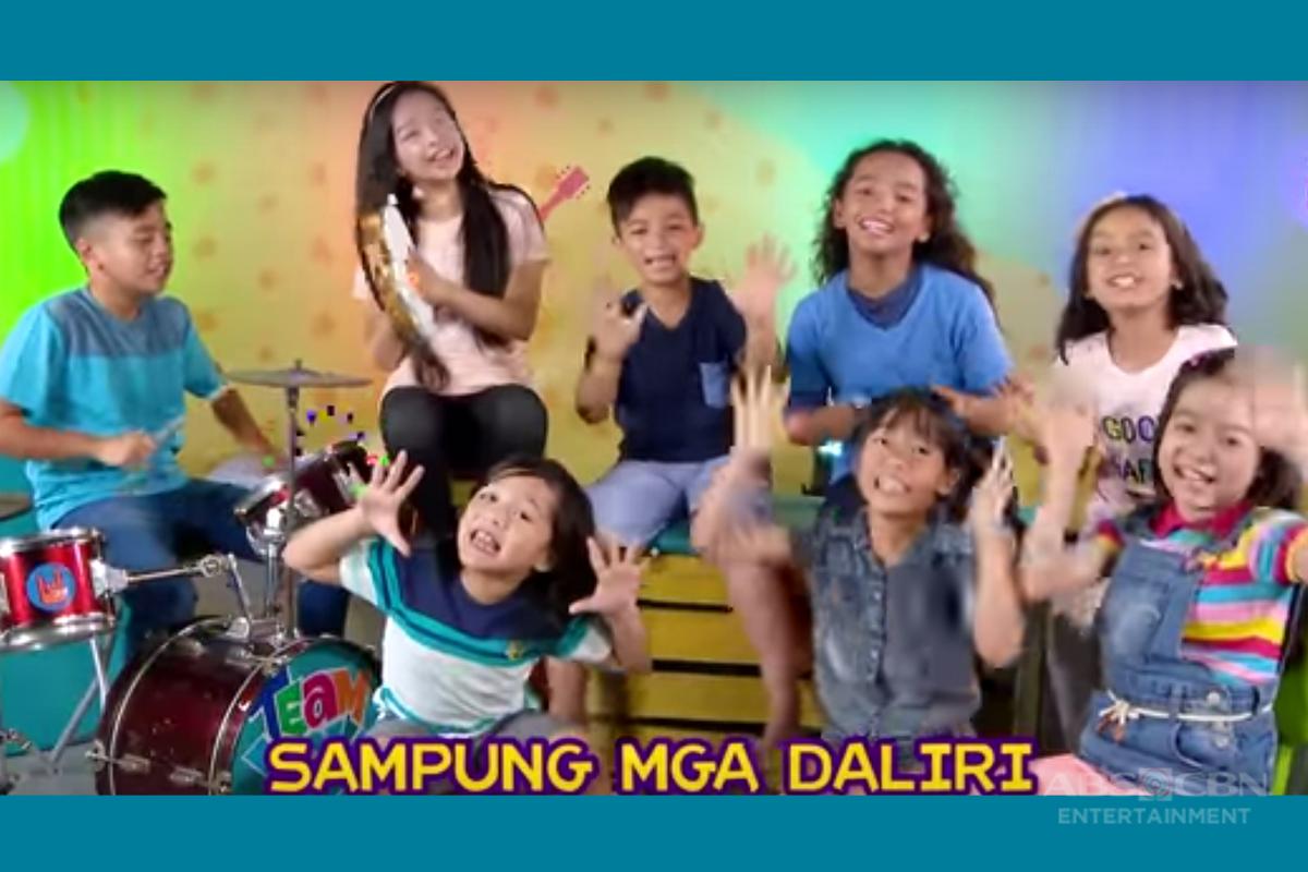 Sampung Mga Daliri | Kiddieoke Image Thumbnail