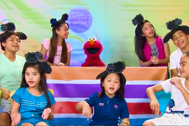 Baa Baa Black Sheep, Alphabet Song & Twinkle Twinkle Star Medley | Kiddieoke Image Thumbnail