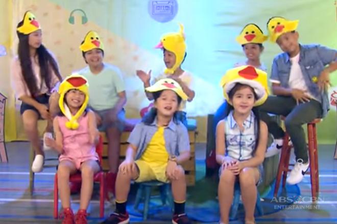 Tatlong Bibe | Kiddieoke Thumbnail