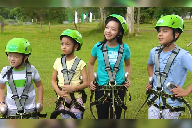 Aerial Walk Camp N | Team YeY Timeout