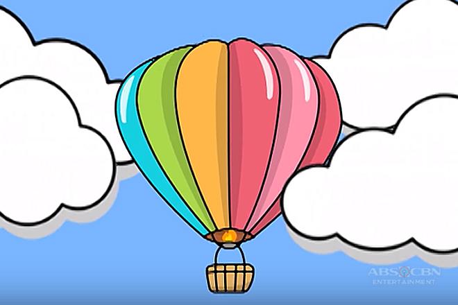 Hot Air Balloon | Kaalaman Express Thumbnail