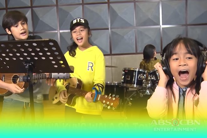 Team YeY Band's Jammin' Song | Kiddieoke Image Thumbnail