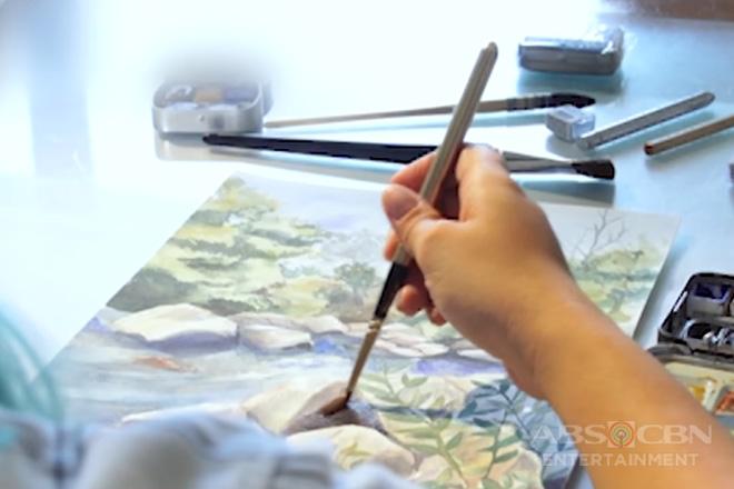 Local Watercolor | Katampok-tampok, Kamangha-manghang Kaalaman Thumbnail
