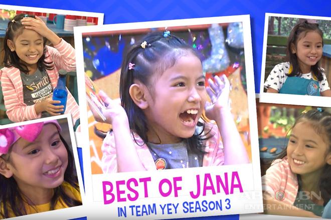 Best of Jana in Team YeY Season 3 | Bida Best List Thumbnail