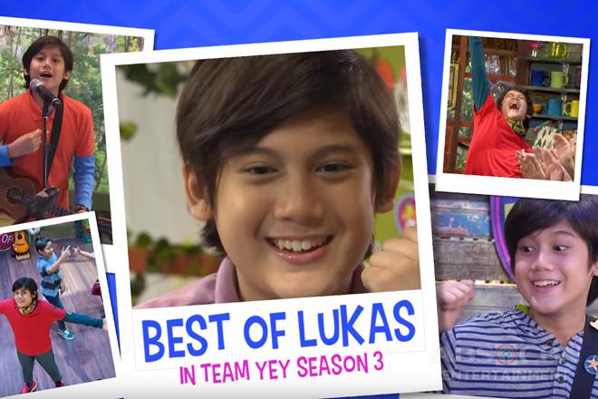 Best of Lukas in Team YeY Season 3 | Bida Best List Thumbnail