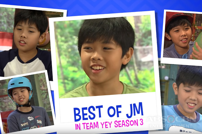 Best of JM in Team YeY Season 3 | Bida Best List Thumbnail